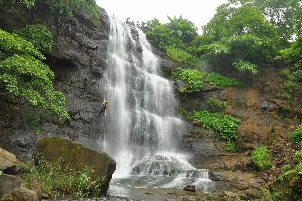Waterfall Rappelling @ Bekare waterfall on 05 Aug & 15 Aug'18