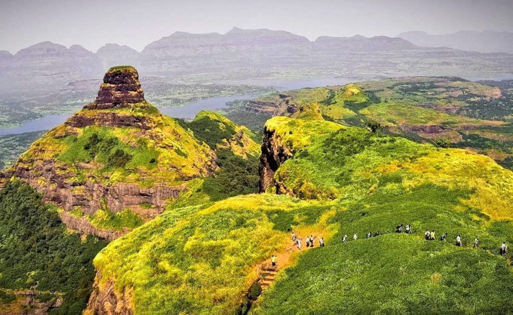 One day trek to Ratangad – 17 Dec'17