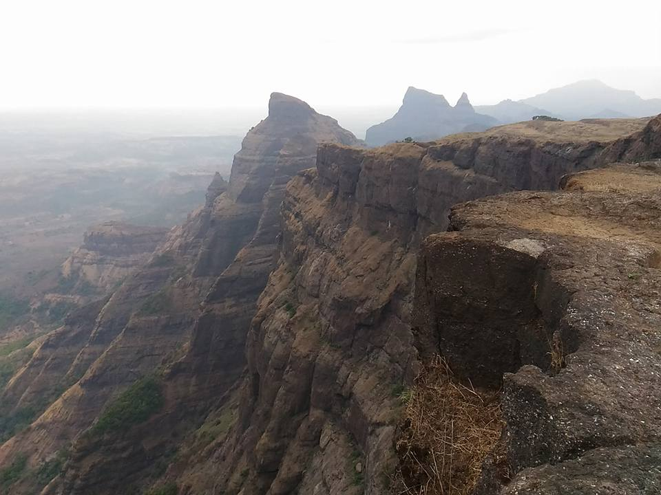 Trekking and Camping @ Konkan kada -Harishchandragad on 26-27 May'18