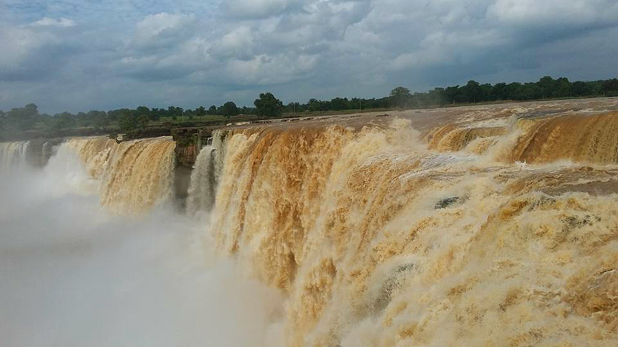 Backpack trek to Chitrakoot waterfalls 31 Aug – 2 Sep'18 AND 21 Sep – 23 Sep'18