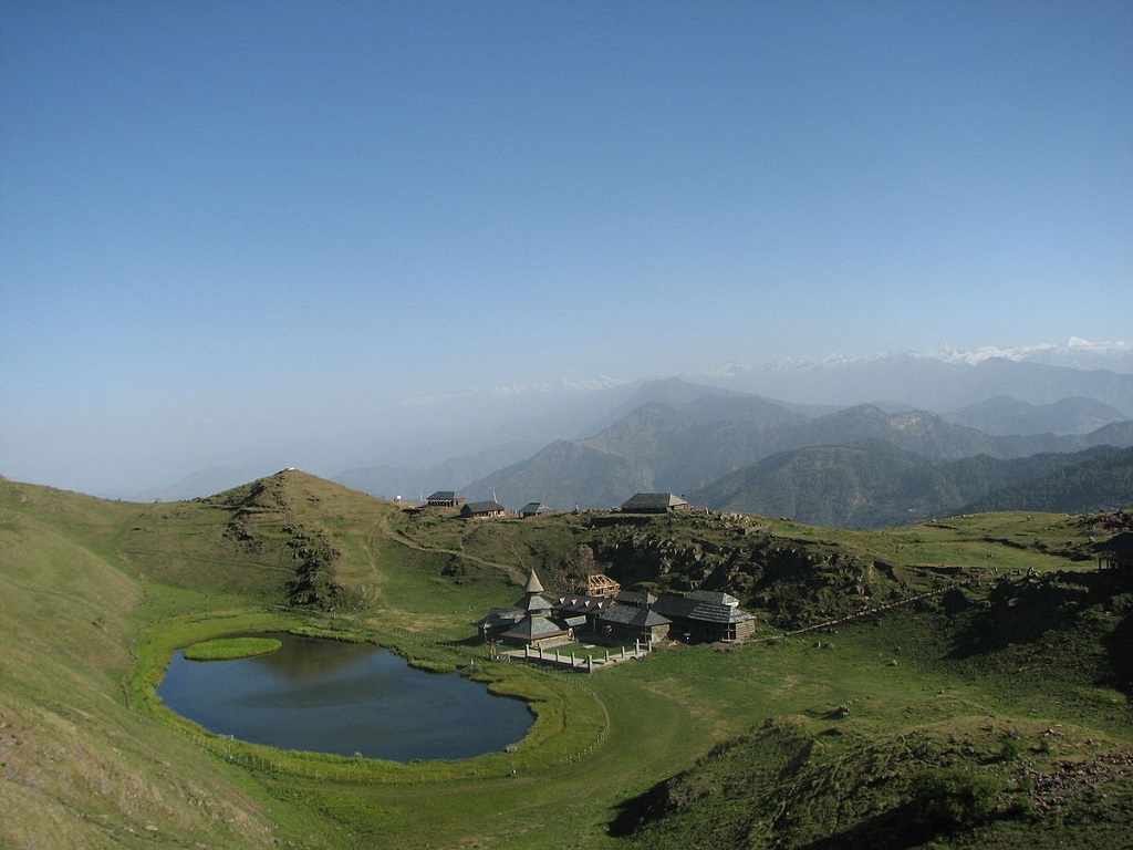 Winter Backpacking trek to Prashar Lake & Barot Valley: 17-22 Dec'18