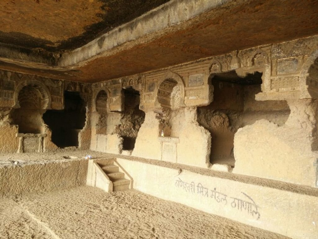 One day trek to Thanale Caves – 15 Jul'18
