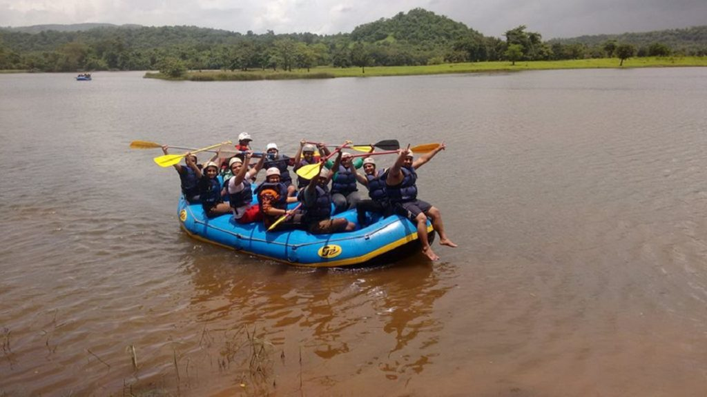 Whitewater Rafting @ Kundalika river – 12 Aug'18